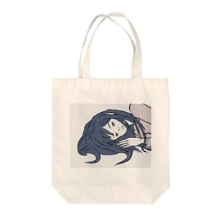 憂鬱 Tote bags
