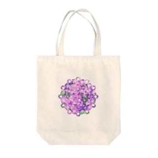 レース編み~芝桜~ Tote Bag