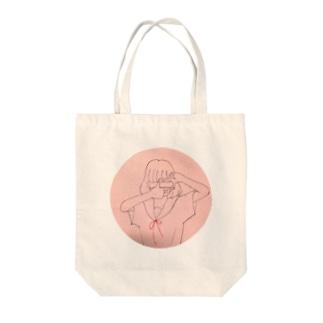 けしき Tote bags