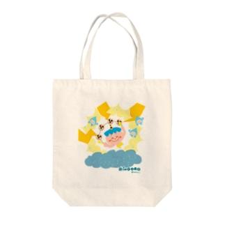 りんごろちゃん(雷のこ) Tote bags