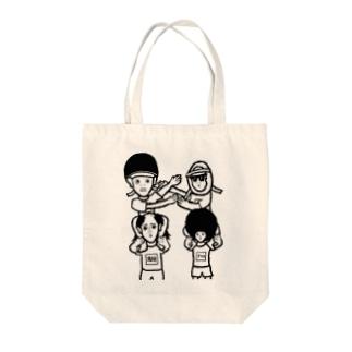 体育祭 Tote bags