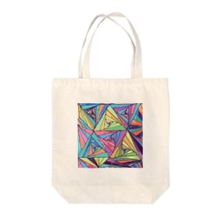 カラフル Tote Bag