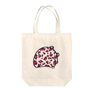 はむけつピンク Tote bags