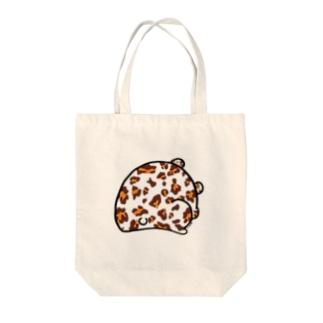 はむけつオレンジ Tote bags