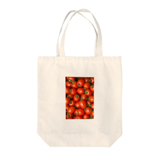 ヤッスーのトマト Tote bags