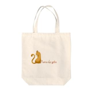 Mano de gato【猫の手】 Tote Bag