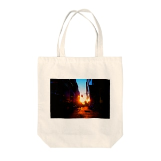 NYC, Art on the Town Tote bags