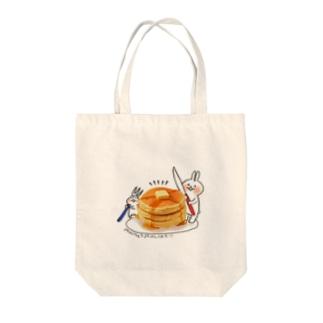 PANPAKA PANCAKE ♡ Tote bags