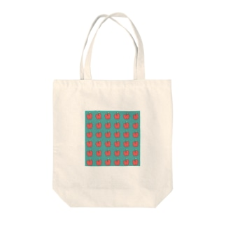 あぽー Tote bags