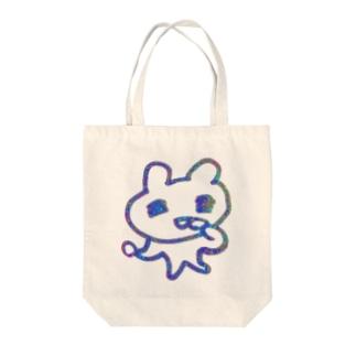 ナッツに夢中 Tote Bag
