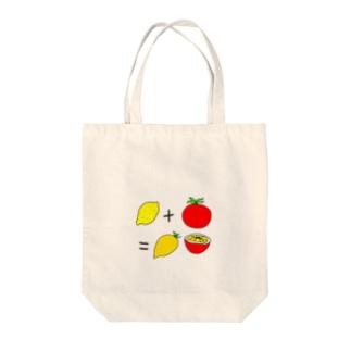 みか屋のレモンとトマト Tote Bag