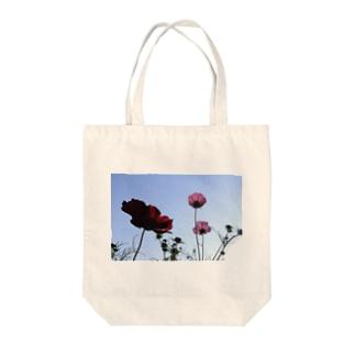 明日の空 Tote bags
