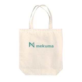 mekuma オリジナルグッズ Tote bags