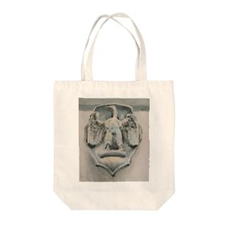 貴族の紋章001 鷲 Tote bags