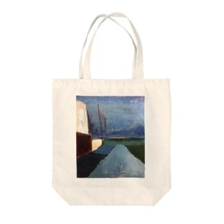 海のにおい Tote bags
