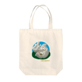 Little Elephant Tote bags