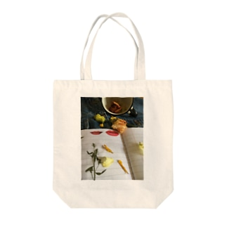 collage Tote bags