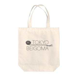 TOKYO BEIGOMA Tote bags