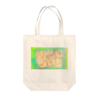 shirotaro-夏の終わりに- Tote bags
