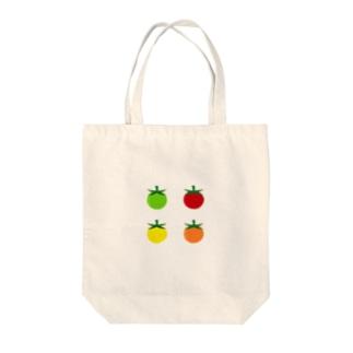 カラフルトマト Tote Bag