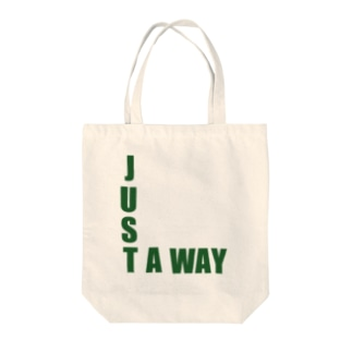 JUST A WAY Tote bags
