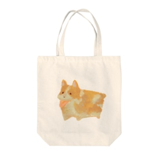 あんでぃ Tote bags