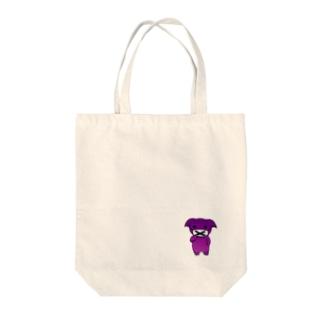 NG君 Tote bags