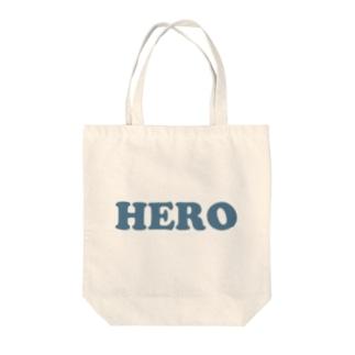 HERO 英雄・ヒーロー Tote Bag