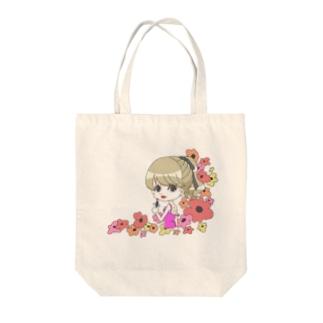 makeGirl Tote bags