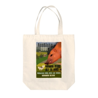 2005noonmoon live Tote bags