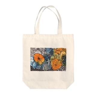 植物園 botanical garden Tote bags