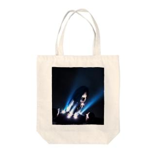 夜間飛行 Tote bags