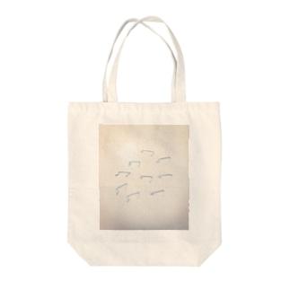 ホチキスホッチキス Tote bags