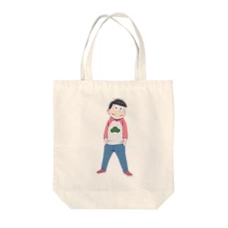 おそまつさん  [おそ松ver.] Tote bags