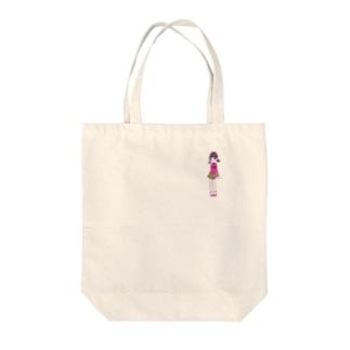 おそまつさん [トト子ちゃんver.] Tote bags