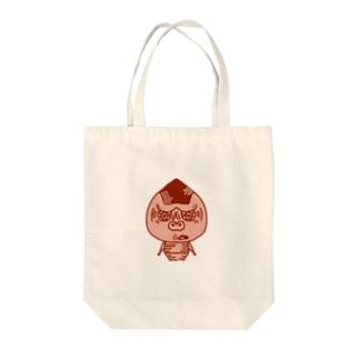 オニギリさん Tote bags