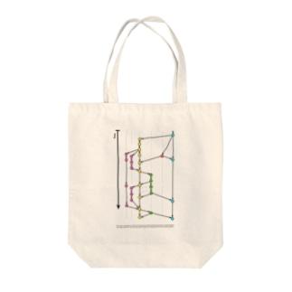 git-flow Tote bags