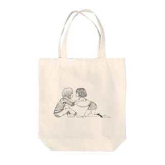 これからのキスに夢中な Tote bags