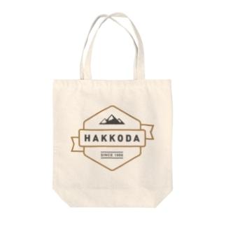 HAKKODA Tote bags