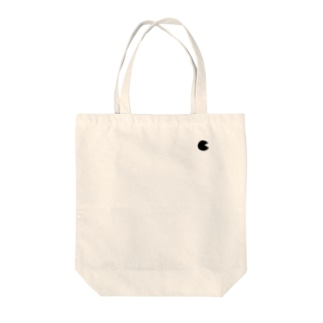 biotopeロゴいっぴき Tote bags