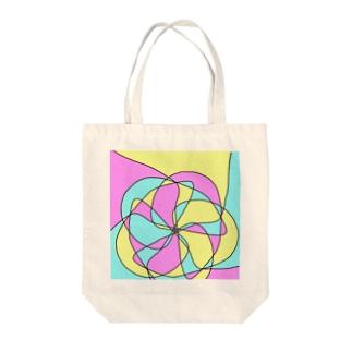 青春の薫り Tote bags