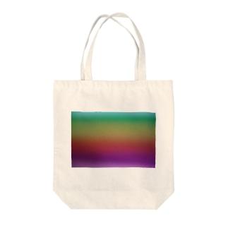 スペクトラム#1 Tote bags