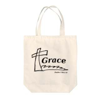 Grace Tote bags