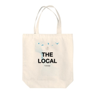THE LOCAL Tote bags