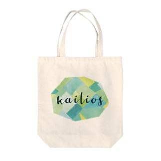 kailiosロゴ Tote bags