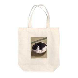 iPhoneケース ありな Tote bags