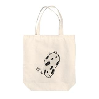 牛崎牛 Tote bags