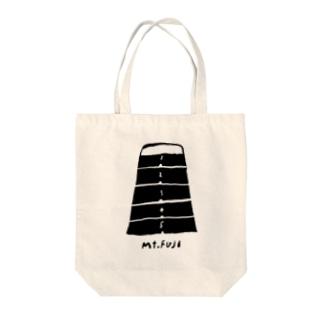 わたしの富士山 Tote bags