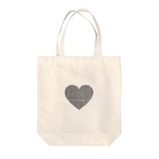 可愛いグレンチェック  Tote bags