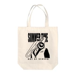 SUMMER TIME トートバッグ